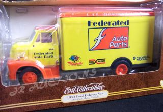 1953 Ertl Collectibles Ford Delivery Van Truck Die Cast New Toy