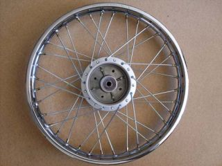 Honda Complete Rear Wheel Rim CT70 CT90 CT110 H2576
