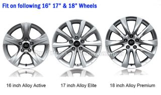 2012 2013 Hyundai I40 Saloon Sedan Wagon Tourer Wheel Hub Caps Set of 4