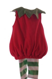 Old Navy Baby Girls Infant Strawberry Halloween Costume Hat 6 12 Months New