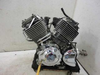 05 Yamaha V Star 650 VStar XVS650 Engine Motor Videos