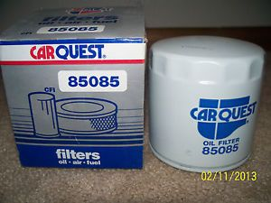 CarQuest 85085 Equivalent to Fram PH16 Engine Oil Filter