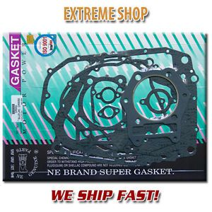 Suzuki Dr 650 Complete Engine Gasket Kit Set DR650 s 1990 2006 New