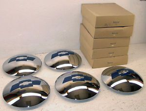 1954 55 1st Series Chevrolet Chevy 1 2 Ton Pickup Panel Suburban Chrome Hubcaps