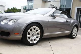 2008 Bentley Continental GTC Convertible Meticulously Maintained