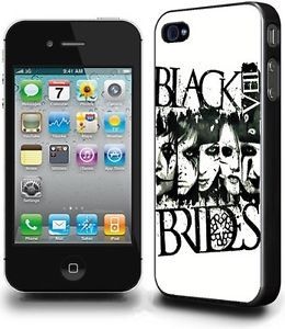 Black Veil Brides Hard Phone Cover Case for iPhone 4 4S­­­­­­­­­­­­­ Mobile