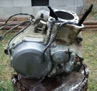 Kawasaki KFX400 Suzuki LTZ400 Arctic Cat DVX400 Engine Motor Complete Bottom End
