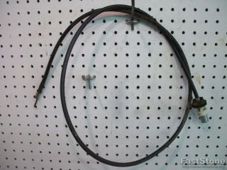 Ford Pickup Truck Speedometer Cable Assembly F150 4x2 Two Wheel