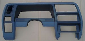 92 Ford Explorer Dash Panel Cover Trim Instrument Cluster Radio Bezel