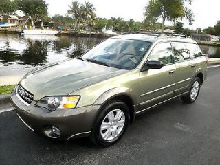 05 Subaru Legacy Outback Wagon 60K 4x4 All Wheel Drive Auto x Clean Snow Ready
