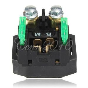 New Starter Relay Solenoid for Yamaha Rhino 660 YXR660 YXR 660 2004 2005 2006