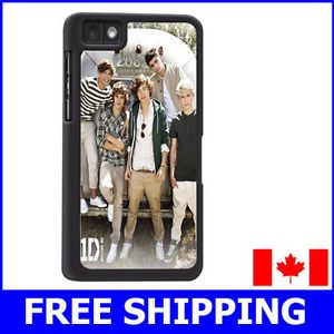 One Direction 2 Blackberry Z10 Case Cover