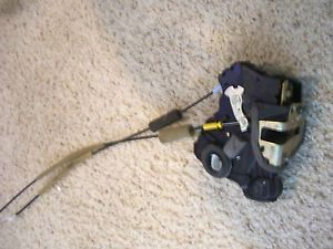 New Lexus RX330 RX350 RX400H Driver Front Door Lock Actuator Latch Assembly