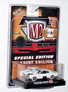 M2 Machines 70 Dodge Charger Super Bee SUPERBEE Promo 1 108 Chase