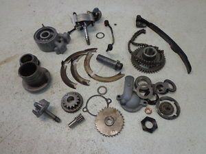 2007 Yamaha Rhino 660 Grizzly Engine Motor Parts Hardware