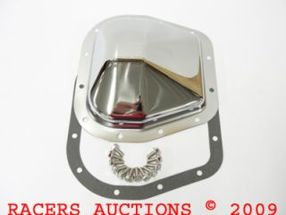 1997 Up Ford Truck 12 Bolt Chrome Rear Differential Cover Kit F150 Expedition