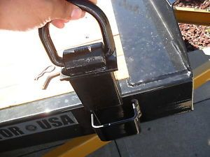 Removeable D Ring for Equipment Gooseneck Flat Bed Trailers