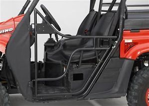 Bestop UTV Element Doors Steel Lower Half Only Black Yamaha YXR450 YXR700 Rhino