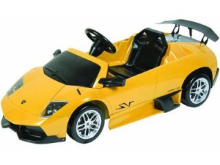 New Kalee Lamborghini Murcielago LP670 6V Ride on Kids Toy Car Battery Operated