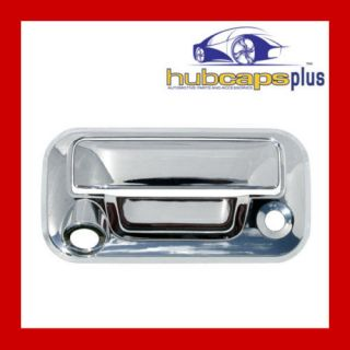 07 10 Ford F150 w Camera Chrome Tailgate Handle Cover