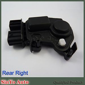 New Pilot Power Door Lock Actuator Rear Right Fit for Honda Acura Civic Accord
