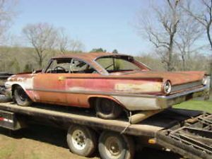 1961 Ford Galaxie Starliner Rat Rod Hot Rod Vintage Car Parts Drivers Door Only