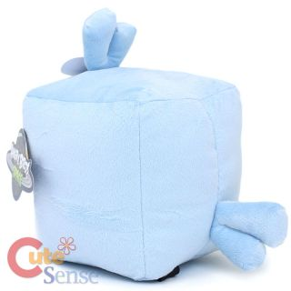 "Angry Birds Space Ice Blue Bird Plush Doll 8"" Large with Sound Licensed"