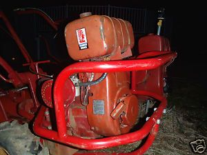 Troy Bilt Horse Tiller Engine HH60 H60 Tecumseh 6hp Video