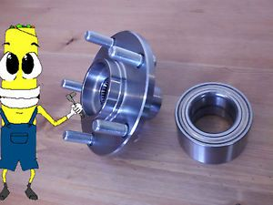 Nissan Maxima Front Wheel Hub and Bearing Kit Assembly 2000 2008