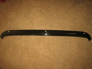 Mopar Front Air Deflector 2007 2014 Jeep Wrangler Unlimited JK 82210277AB