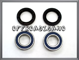 Front Wheel Axle Bearing Kit Suzuki DRZ400SM 05 06 07 08 09 Dr Z400SM 400SM 400