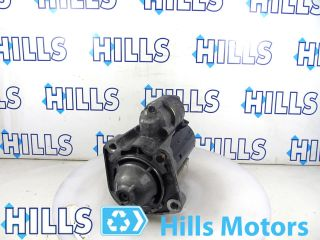 2006 Ford Focus Starter Motor 2 5 Petrol Engine