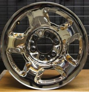 "Ford F150 17"" Chrome Factory Wheel Rim 2004 08 3576 4"