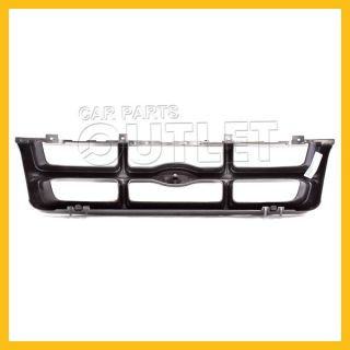 93 94 1993 1994 Ford Ranger Front Grille Painted Argent Metallic Flareside 2WD