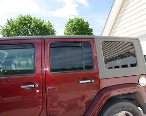 Hardtop for 4 Door Jeep Wrangler Sahara Unlimited 2010