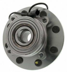 Dodge RAM 2500 3500 4WD 2006 2008 Wheel Hub Bearing Assembly Front