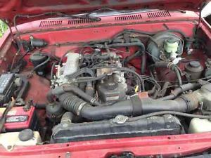 1992 Toyota Hilux Pickup 22RE 22R EFI Engine Complete