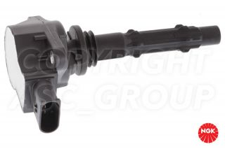 New NGK Ignition Coil Pack Mercedes Benz CLK Class CLK280 A209 3 0 2005 10