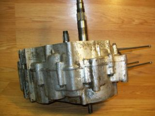 1981 Honda ATC200 ATC 200 Bottom End Motor Engine