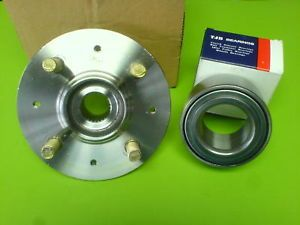 Acura Integra 94 01 Front Hub Wheel Bearing with ABS