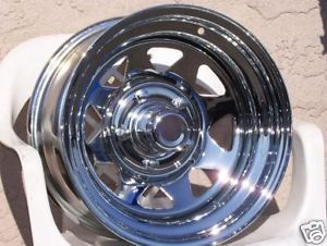 "15"" Chrome Wheels Cheap Ford F150 Truck 5 Lug 5x139 7"