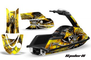 Yamaha Superjet Jet Ski Graphics Kit jetski Decals Spiderx SXY