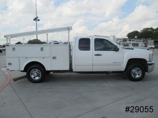 2500 Duramax Diesel Extended Cab 8' Omaha Service Body Utility We Finance