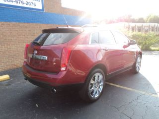 2010 Cadillac SRX Premium Navigation Back Up Camera Super Clean Local