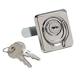Boat Marine Stainless Steel Hatch Locking Lifting Ring