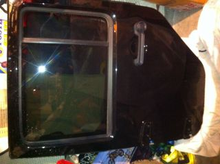 Jeep Wrangler Hard Full Doors Complete Power Tint Panels Unlimited JK JKU