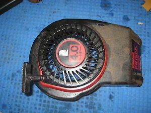4 HP Tecumseh Engine Parts Blower Housing 36212 Rewind Starter 590785