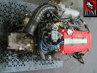 96 97 Honda Acura Integra Type R DC2 DB8 Engine LSD Transmission ECU JDM B18C