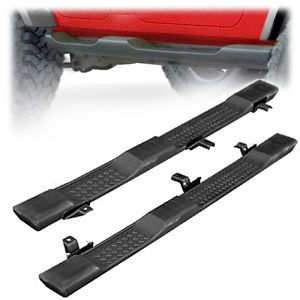 Factory 07 14 Jeep Wrangler JK 4 Door Running Boards 82210571AB