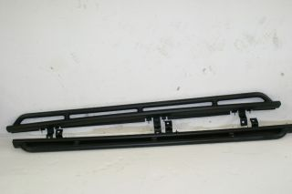 Mopar Rock Rails with Rub Rails 07 12 Jeep Wrangler JK Unlimited 4 Door